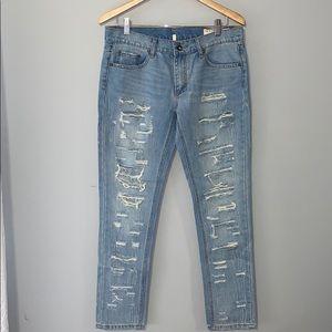 Rag & Bone The Dre Boyfriend Jeans